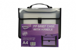 Supreme PP Brief Case With Handle